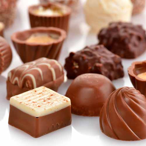 Christmas answer: CHOCOLATES