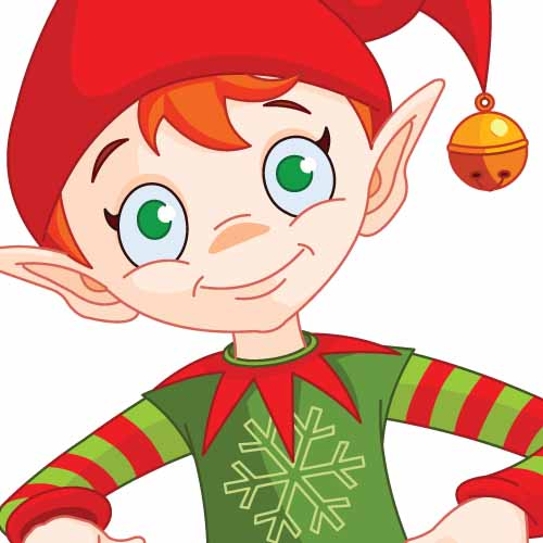 Christmas answer: ELF