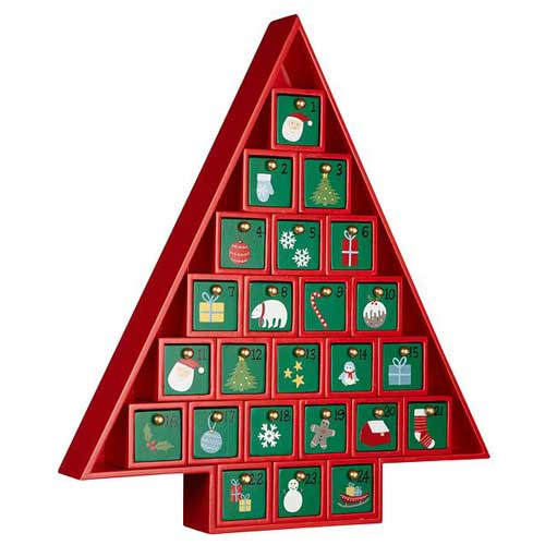 Christmas answer: ADVENT CALENDAR