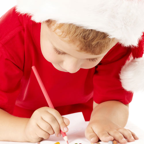 Christmas answer: LETTER TO SANTA