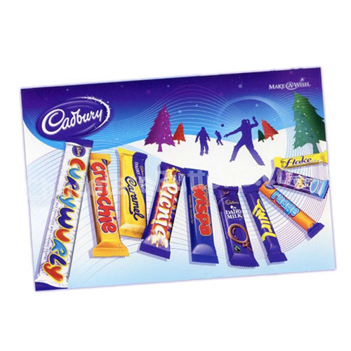 Christmas answer: SELECTION PACK