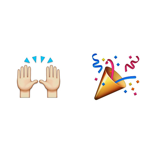 Christmas Emoji answer: CELEBRATION