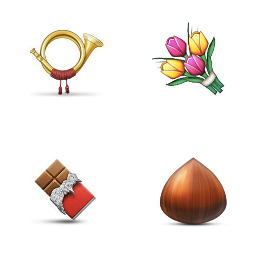Christmas Emoji answer: CORNUCOPIA