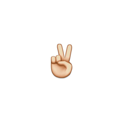 Christmas Emoji answer: PEACE