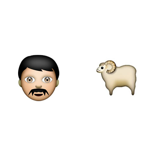 Christmas Emoji answer: SHEPHERD
