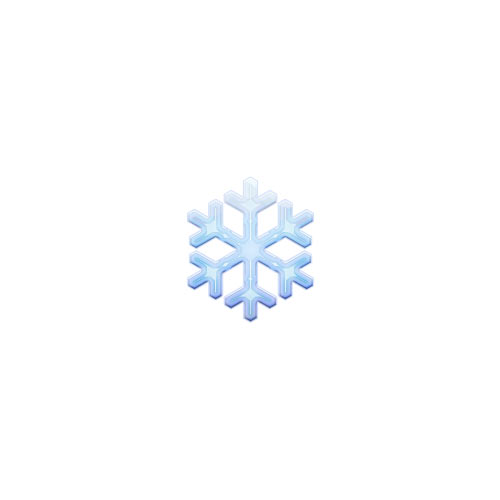 Christmas Emoji answer: SNOWFLAKE