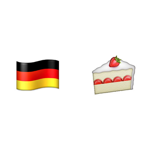 Christmas Emoji answer: STOLLEN