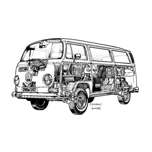 Classic Cars answer: VW TRANSPORTER