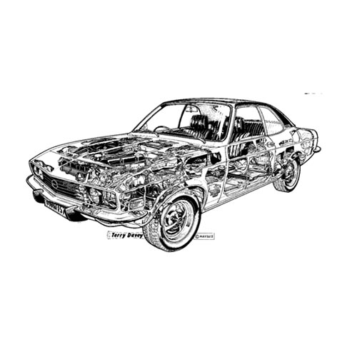 Classic Cars answer: OPEL MANTA