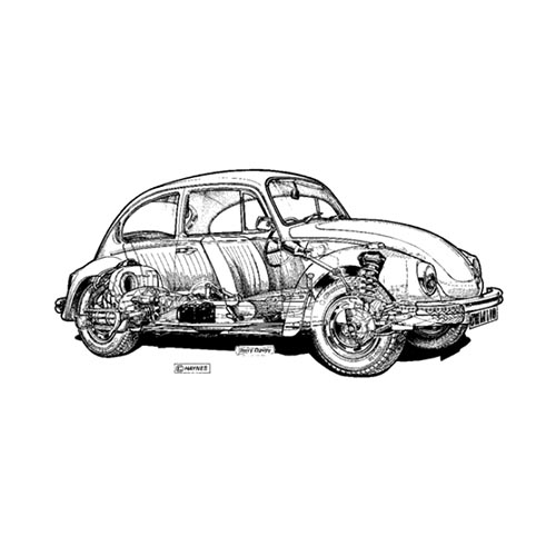 Classic Cars answer: BEETLE
