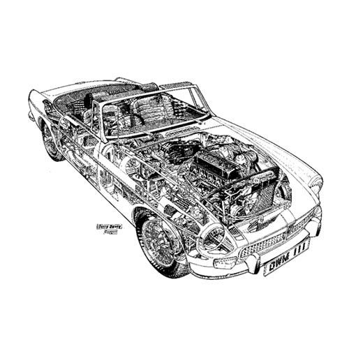 Classic Cars answer: MGB