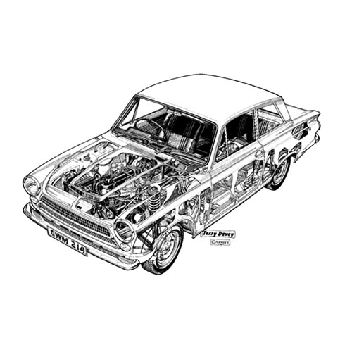 Classic Cars answer: CORTINA