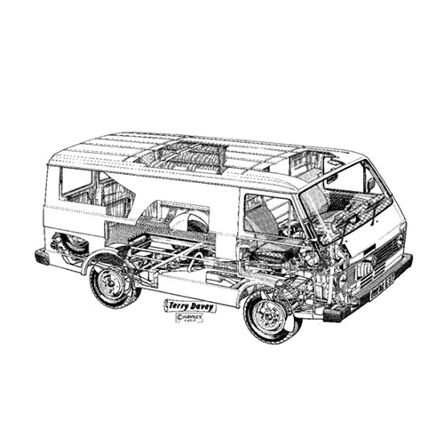Classic Cars answer: VW VAN