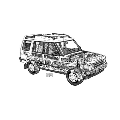 Classic Cars answer: DISCOVERY