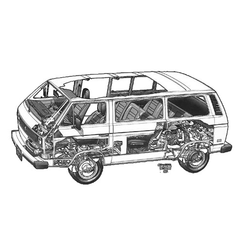 Classic Cars answer: VW VANAGON