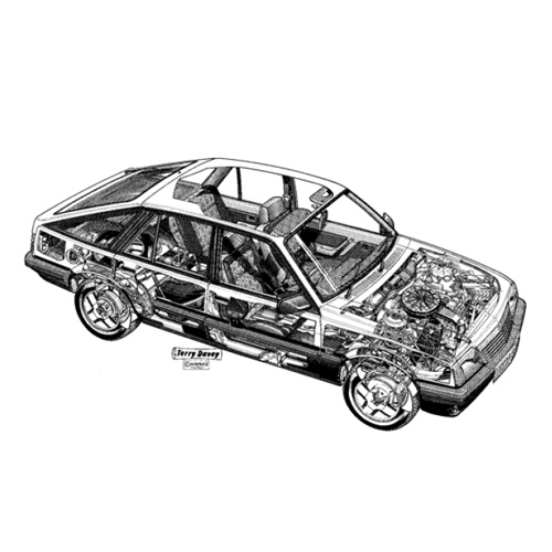 Classic Cars answer: CAVALIER SRI