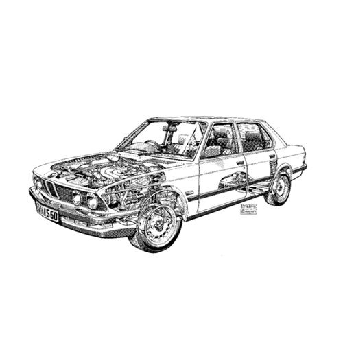 Classic Cars answer: BMW 520I