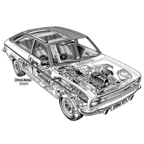 Classic Cars answer: MORRIS MARINA