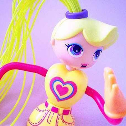 Classic Toys answer: BETTY SPAGHETTY
