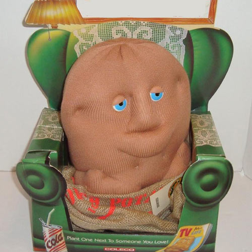 Classic Toys answer: COUCH POTATO