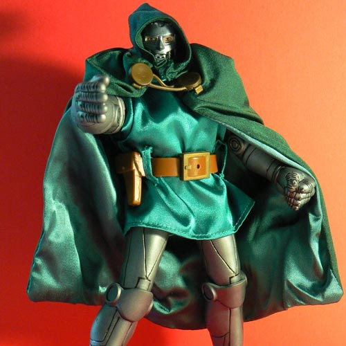 Classic Toys answer: DR DOOM