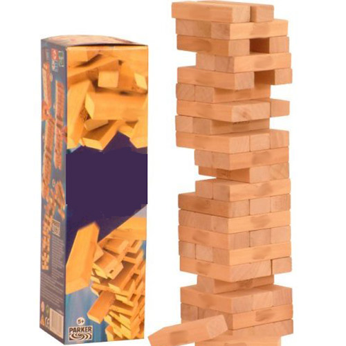 Classic Toys answer: JENGA