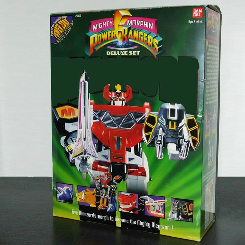 Classic Toys answer: MEGAZORD