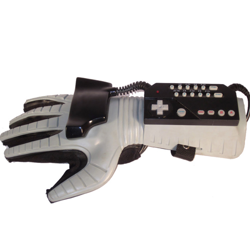 Classic Toys answer: POWER GLOVE