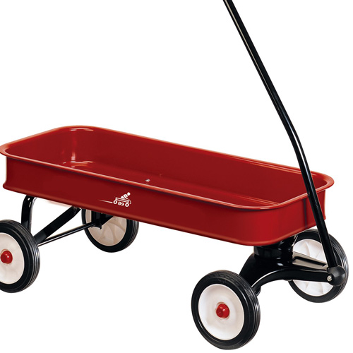 Classic Toys answer: RADIO FLYER
