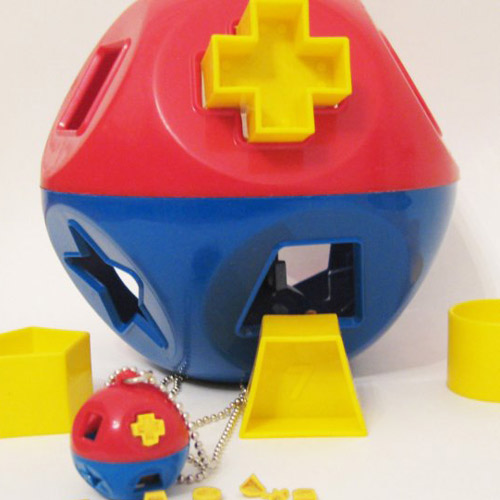 Classic Toys answer: SHAPE SORTER