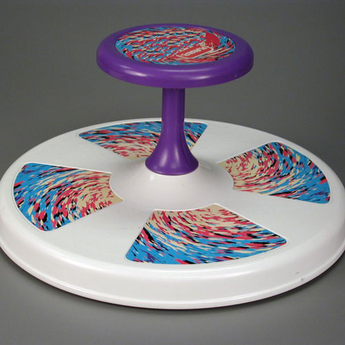 Classic Toys answer: SIT N SPIN