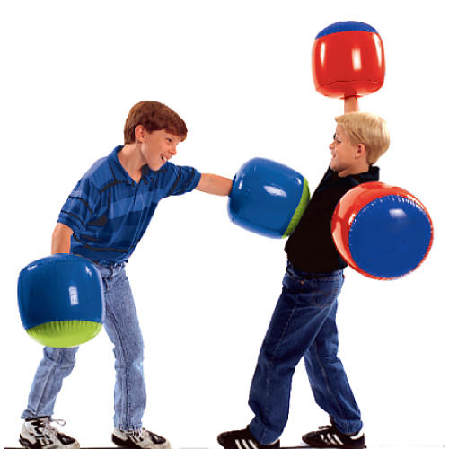 Classic Toys answer: SOCKER BOPPERS