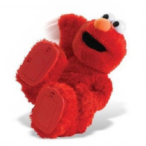 Classic Toys answer: TICKLE ME ELMO