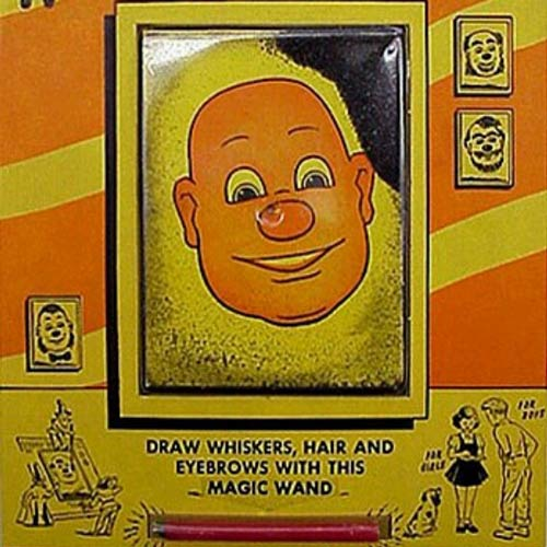 Classic Toys answer: WOOLY WILLY
