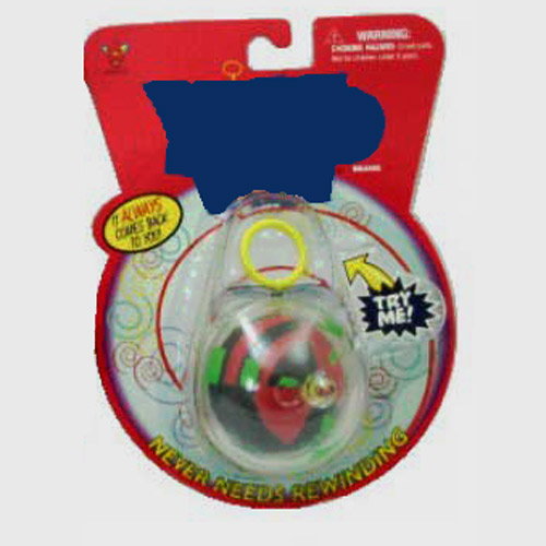 Classic Toys answer: YO YO BALL