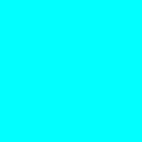 Colours answer: CYAN
