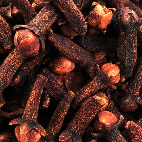 Cooking answer: CLOVES