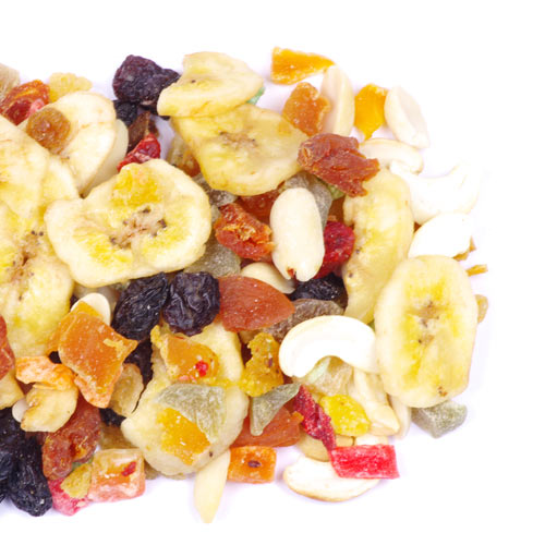 Cooking answer: DRIED FRUIT