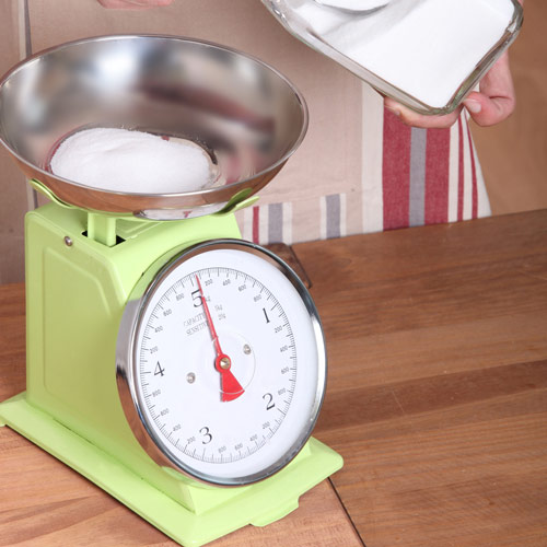 Cooking answer: WEIGH