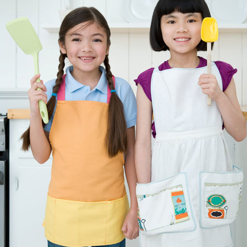 Cooking answer: APRONS