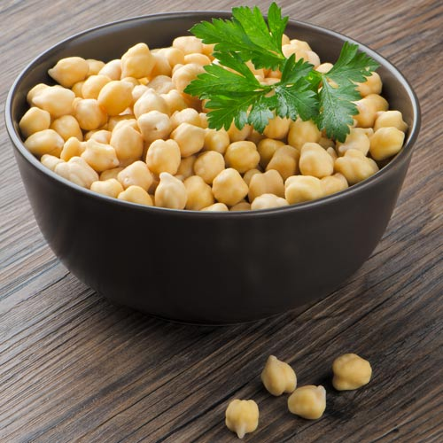 Cooking answer: CHICK PEAS
