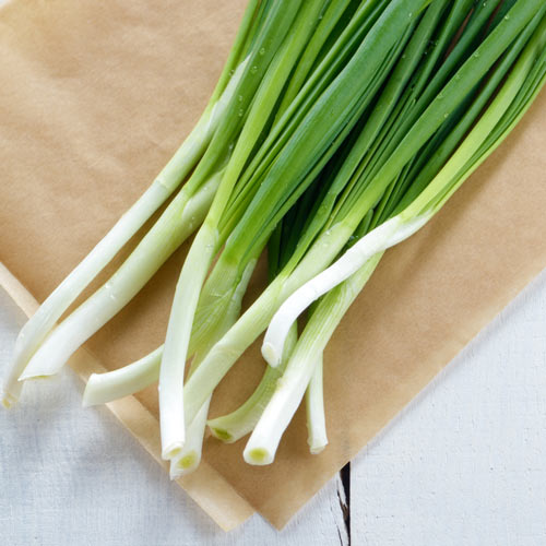 Cooking answer: SPRING ONIONS