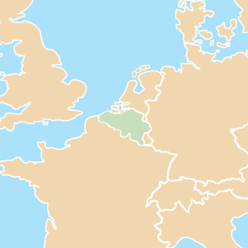 Countries answer: BELGIUM