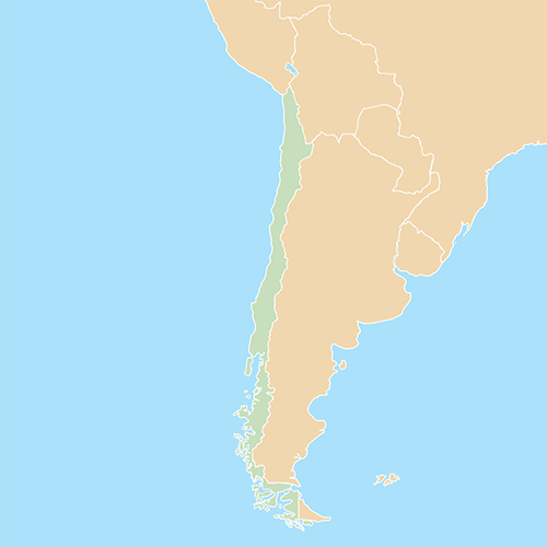Countries answer: CHILE