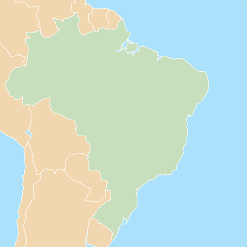 Countries answer: BRAZIL