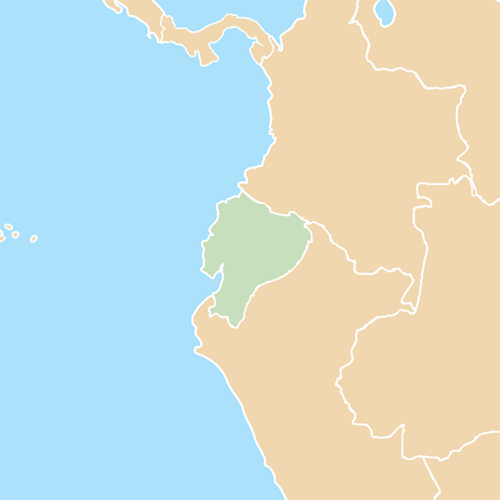 Countries answer: ECUADOR