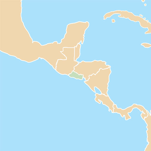 Countries answer: EL SALVADOR