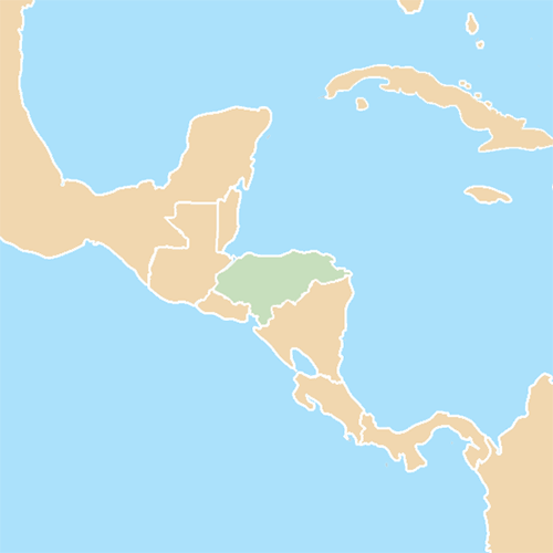Countries answer: HONDURAS