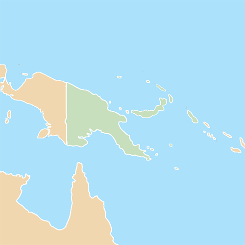 Countries answer: PAPUA NEW GUINEA