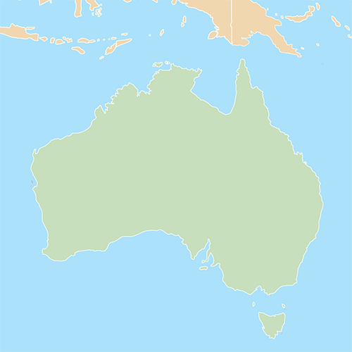 Countries answer: AUSTRALIA
